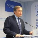Cañizares (PP) opina que la necesidad de recurrir a pactos está detrás del rechazo del PSOE a la elección directa de alcaldes