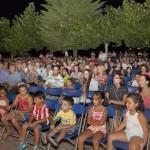 Éxito en la inauguración de Fuencaliente Rural FilmFest