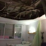 Puertollano: El Consejo de Participación Ciudadana culpa al Gobierno regional de la caída del techo del Hospital