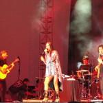 Ciudad Real: India Martínez coloca el broche final a las fiestas de la Pandorga 2014