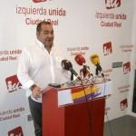Izquierda Unida reclama un plan de reindustrialización para la comarca de Almadén y la municipalización de la Dehesa de Castilseras