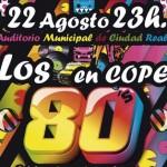Cope Ciudad Real cierra la Feria con el concierto gratuito de Modestia Aparte, Pablo Carbonell y dos ex Inhumanos