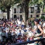 Ciudad Real: Rosa Romero destaca la alta participación en las fiestas matinales para los más pequeños