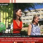 Puertollano, de nuevo en La Sexta:  Una indignada alcaldesa denuncia el estado del hospital