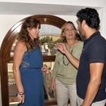 La consejera de Agricultura visitó el Pósito-Torreón de Carrión de Calatrava