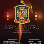 El Ayuntamiento de Puertollano asegura que el partido sub 21 entre España y Austria tendrá «un importante impacto económico» en la ciudad