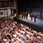 Nuevo éxito de calidad y de público en el segundo fin de semana del IV Festival 'Patio de Comedias' de Torralba de Calatrava