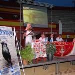 Juan José Padilla, Iván Fandiño y Aníbal Ruiz, en la corrida de toros de las fiestas de Alcázar de San Juan