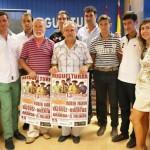Rubén Marín, Luis Miquel Vázquez, Emilio Huertas, Carlos Aranda y El Molinero conforman el cartel taurino de Miguelturra