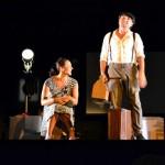 Una comedia agridulce sobre la realidad de los desahucios cierra un primer fin de semana de llenos en el IV Festival Nacional de Teatro y Títeres 'Patio de Comedias'