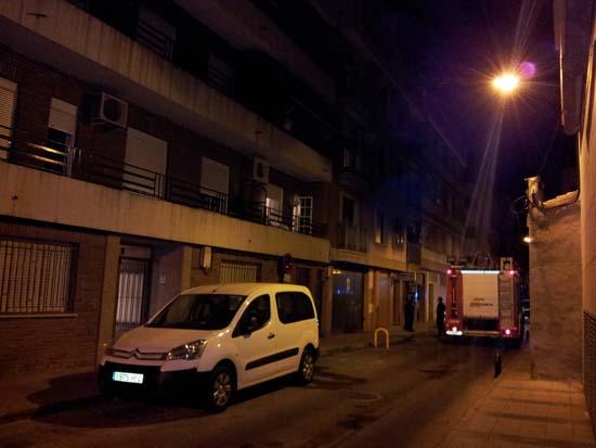 Puertollano susto en la calle castelar for Calle castelar