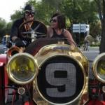 Vídeo y galería de fotos de la salida de la última etapa del XXX Rally de Alarcos