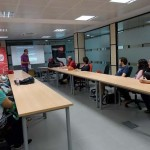 Alumnos del taller de empleo de Piedrabuena visitan AJE Ciudad Real