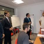 Ciudad Real: El delegado de la Junta elogia la labor de AJE en su 20 aniversario