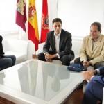 """Ciudad Real: Romero considera que el vivero de empresas de AJE está dando """"buenos resultados"""""""