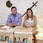 Jesulín de Ubrique y el tomellosero Antonio Linares, en el cartel taurino de la Feria y Fiestas 2014 de Argamasilla de Alba