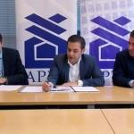 APEC y ASISA firman un convenio para las empresas de construcción de Ciudad Real