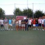 El Ayuntamiento de Argamasilla de Calatrava destaca la alta participación en los torneos deportivos previos a las fiestas