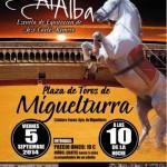 El arte del caballo llega a Miguelturra