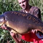 A la captura del pez gigante: El carpfishing despierta pasiones en Ciudad Real y Puertollano
