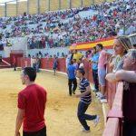 Carmen Casero traslada el apoyo del Gobierno de Cospedal a los encierros de Almodóvar del Campo
