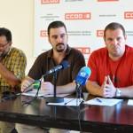 CCOO denuncia el agravio comparativo hacia los trabajadores de la televisión municipal