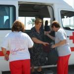 Cruz Roja en Ciudad Real realizó el año pasado 154.505 intervenciones de ayuda a personas mayores de mayores
