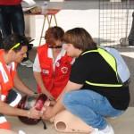 Cruz Roja en Ciudad Real llevó a cabo el año pasado más de 600 servicios de ayuda e intervención y 211 traslados sanitarios