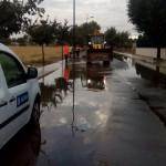 Los avisos provocados por la concentración de intensas lluvias esta madrugada quedan totalmente resueltos
