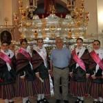 Miguelturra: La procesión y la traca final despidieron las fiestas en honor de la Virgen de la Estrella