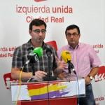 """Ciudad Real: Martínez (IU) pide a Echániz que se pase a la sanidad privada y deje de """"destrozar"""" la pública"""