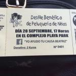 Ciudad Real: Playa Park acogerá un desfile benéfico para ayudar a Beatriz, una niña que padece atrofia muscular