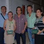 El Dúo Dinámico llena el campo de fútbol de Alcázar de San Juan