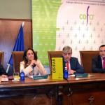 La Fundación Caja Rural Castilla-La Mancha presenta en Ciudad Real un programa para mejorar la gestión de las farmacias