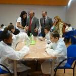 Fundación Repsol y el Complejo Industrial acercan la ciencia a los escolares de Puertollano