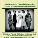 Ciudad Real: «Herederas de tormentas», una conferencia sobre las mujeres en la Segunda Guerra Mundial