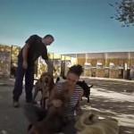 Puertollano: La protectora Huellas pide ayuda en un bello y emotivo vídeo de Gratiz Producciones