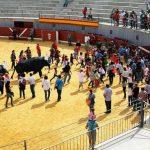 Almodóvar del Campo: Los más pequeños participan en sus encierros