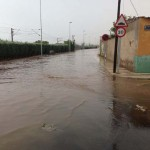 El Ayuntamiento de Puertollano achaca las inundaciones a la «particular orografía» de la ciudad