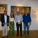 """El Museo Comarcal de Manzanares """"se pone de largo"""" con la exposición de Antonio Iniesta"""