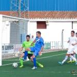 """El Manzanares C.F. realizo frente al Madridejos uno de los partidos mas serios que se han disputado en el """"Jose Camacho"""" en mucho tiempo"""