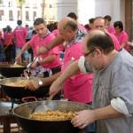 Verbena, paella popular, conciertos y reconocimientos en la recta final de las fiestas de Jesús del Perdón