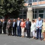 Los marianistas se adelantan a la celebración de su centenario en Ciudad Real con la inauguración del nuevo colegio Nuestra Señora del Prado
