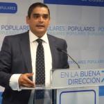 Marín (PP) lamenta que el PSOE siga ahondando «en los tópicos de la izquierda más rancia»