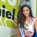 Lourdes Rodríguez, la daimieleña que quiere traerse la corona de Miss Mundo a casa