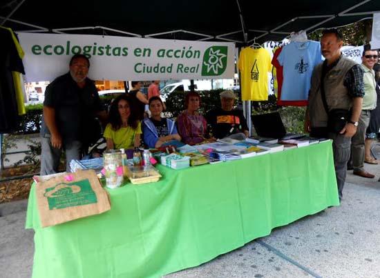 Ecologistas en Acción-Valle de Alcudia es uno de los colectivos más veteranos de Puertollano
