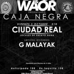 """Ciudad Real: Natos y Waor presentan su """"Caja Negra"""" en los locales de ensayo Nana"""