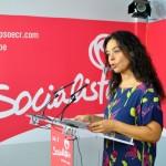 """Pilar Zamora (PSOE) reclama a la alcaldesa que coja el toro de los impuestos por los cuernos, los baje """"de verdad"""" y se deje de """"fuegos de artificio"""""""