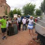 Villanueva de los Infantes: La consejera de Empleo y Economía ha participado en las Jornadas del Pimiento