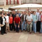 Alcázar: La Plaza de España acogió este domingo la quinta edición de esta fiesta de promoción del pistacho ecológico